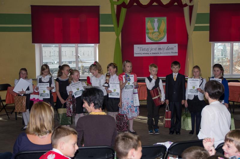 Turniej Wiedzy o Gminie Jaworzyna Śląska