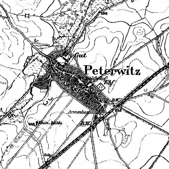 Peterwitz – Piotrowice Świdnickie