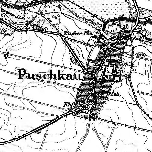 Puschkau – Pastuchów